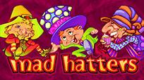 Игровой автомат Mad Hatters
