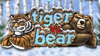 Игровой автомат Игровой автомат Tiger Vs Bear